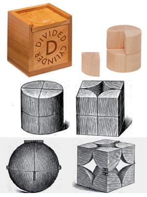 Froebel Curvilinear & Divided Cylinder Blocks
